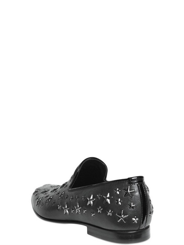 Jimmy chooSloane star studded loafers hyL6npSPP