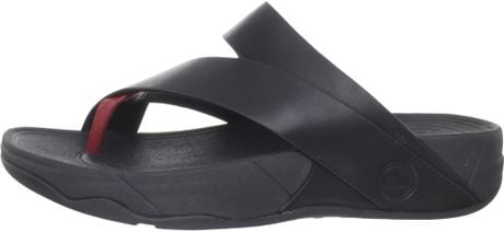 1a9a5cc92f685 Fitflop Mens Sling M Leather Thong Sandal