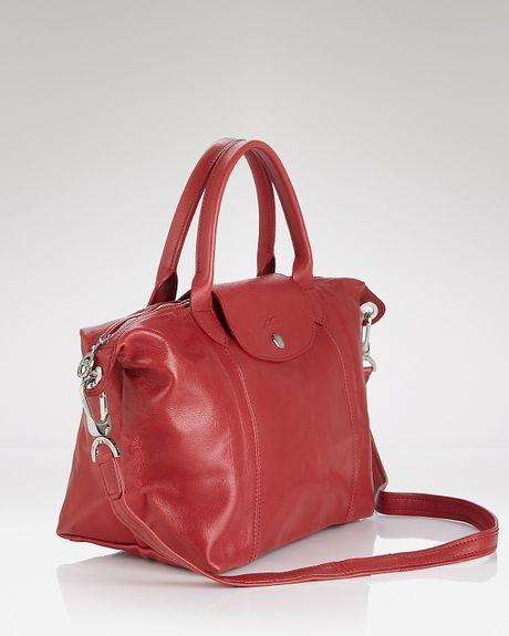 Longchamp Shoulder Bag Red 61