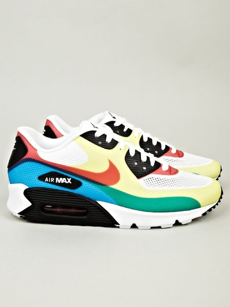 air max 90 multicolor