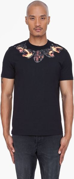 Givenchy Black Rottweiler Collar Tshirt in Black for Men - Lyst