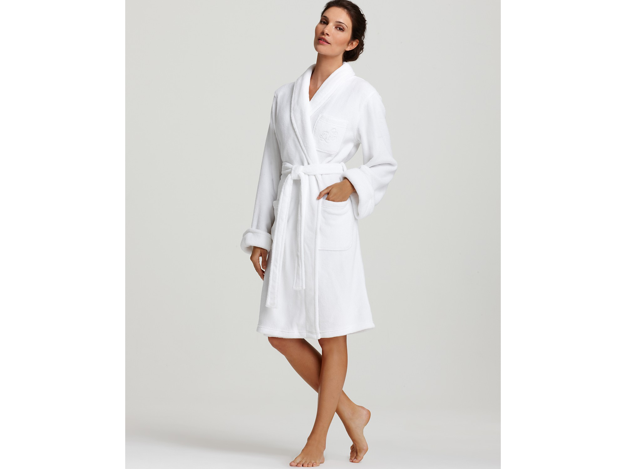 Terry short robes