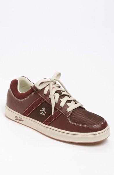 Penguin Original Jingle Sneaker in Brown for Men (fudgesicle) - Lyst
