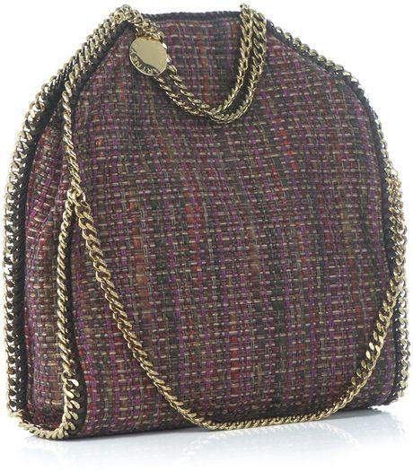 Stella Mccartney Falabella Boucle Bag in Multicolor (multi)