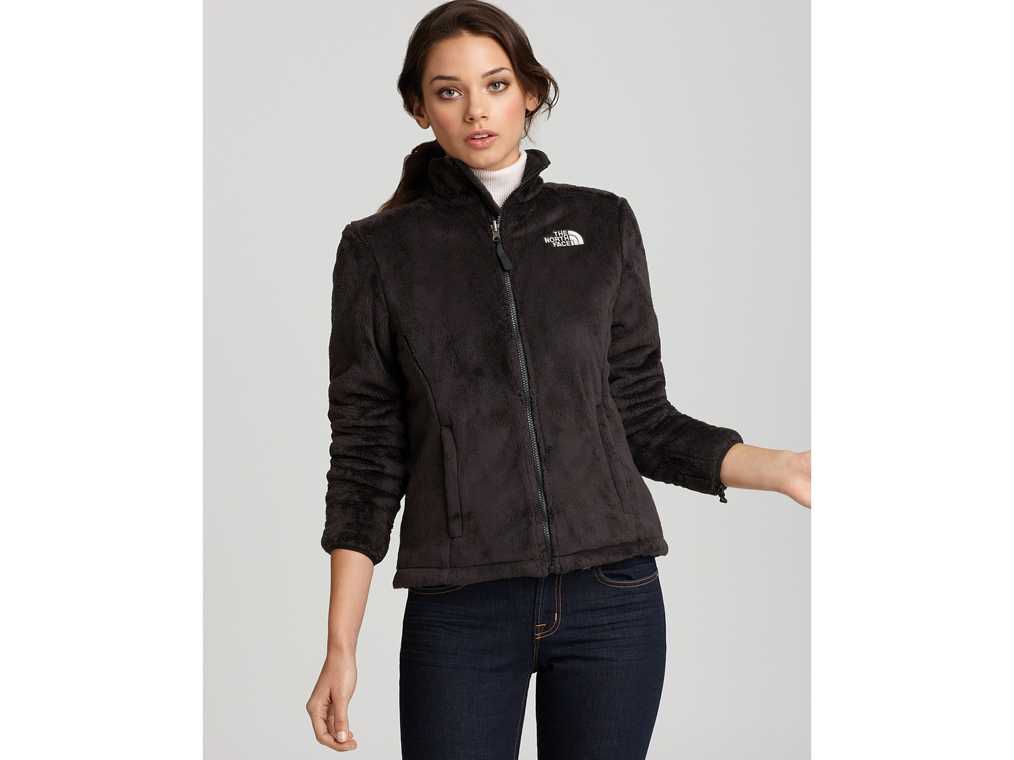 Lyst - The North Face Osito Jacket in Black c64646c4d