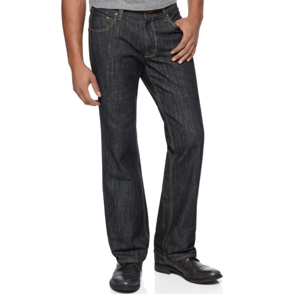 4060653d067 Lyst - Dkny Sullivan Boot Cut Jeans in Black for Men