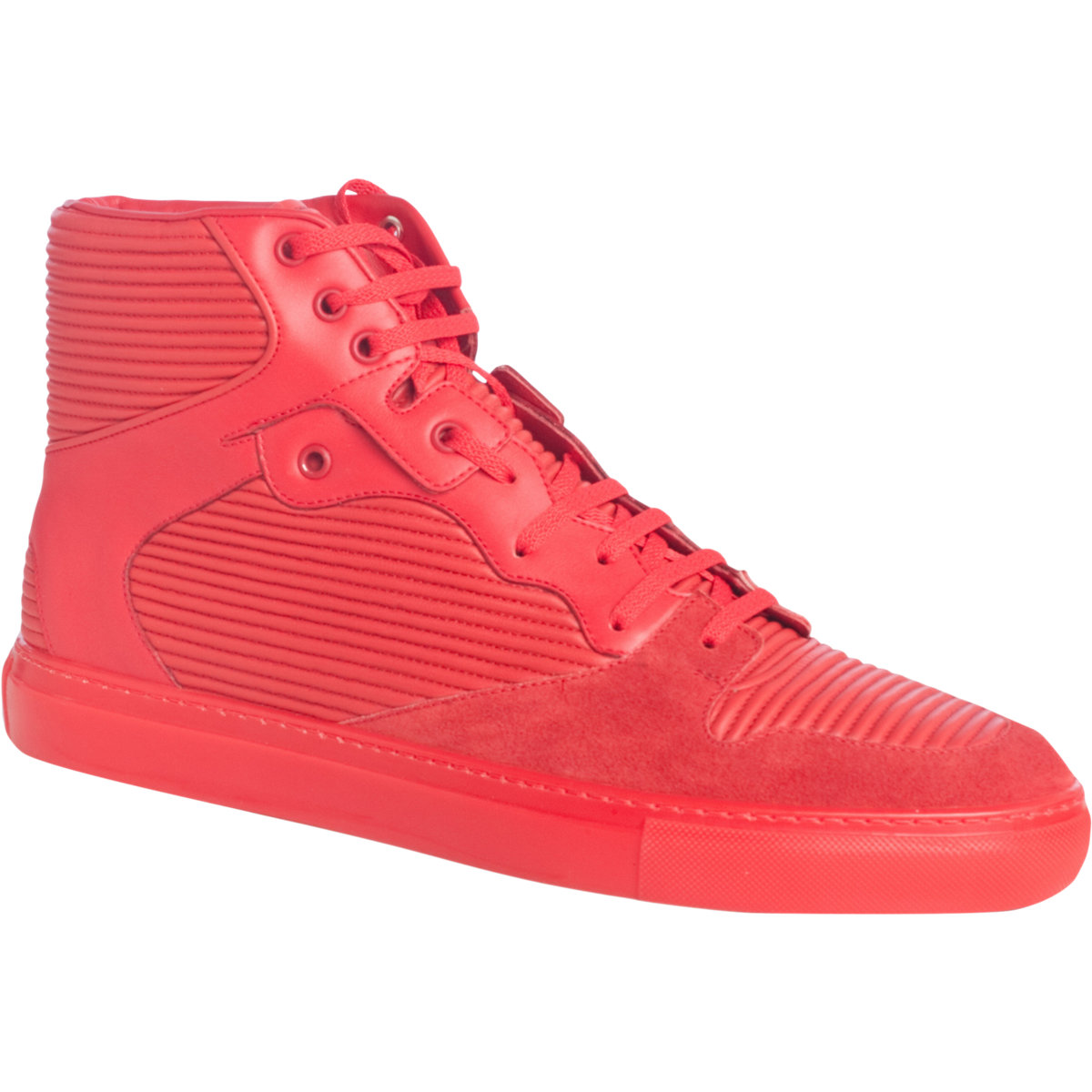 Balenciaga Sneakers bring in their quirky, modern, and colorful styles like Balenciaga Red Sneakers and the Balenciaga Black Sneakers into a durable shoe. These retro sneakers work with simple outfits instantly giving them a daring vibe that everyone has to take a second look.