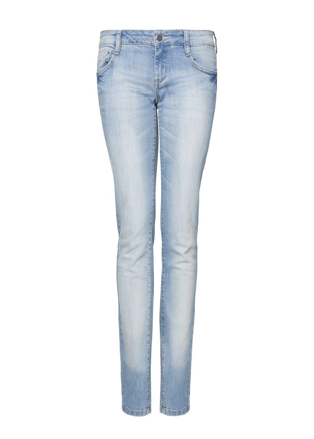 Ripped Boyfriend Jeans For Women