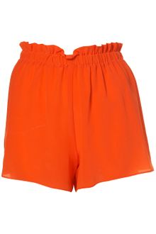 Topshop Silk Pull On Shorts By Boutique - Lyst