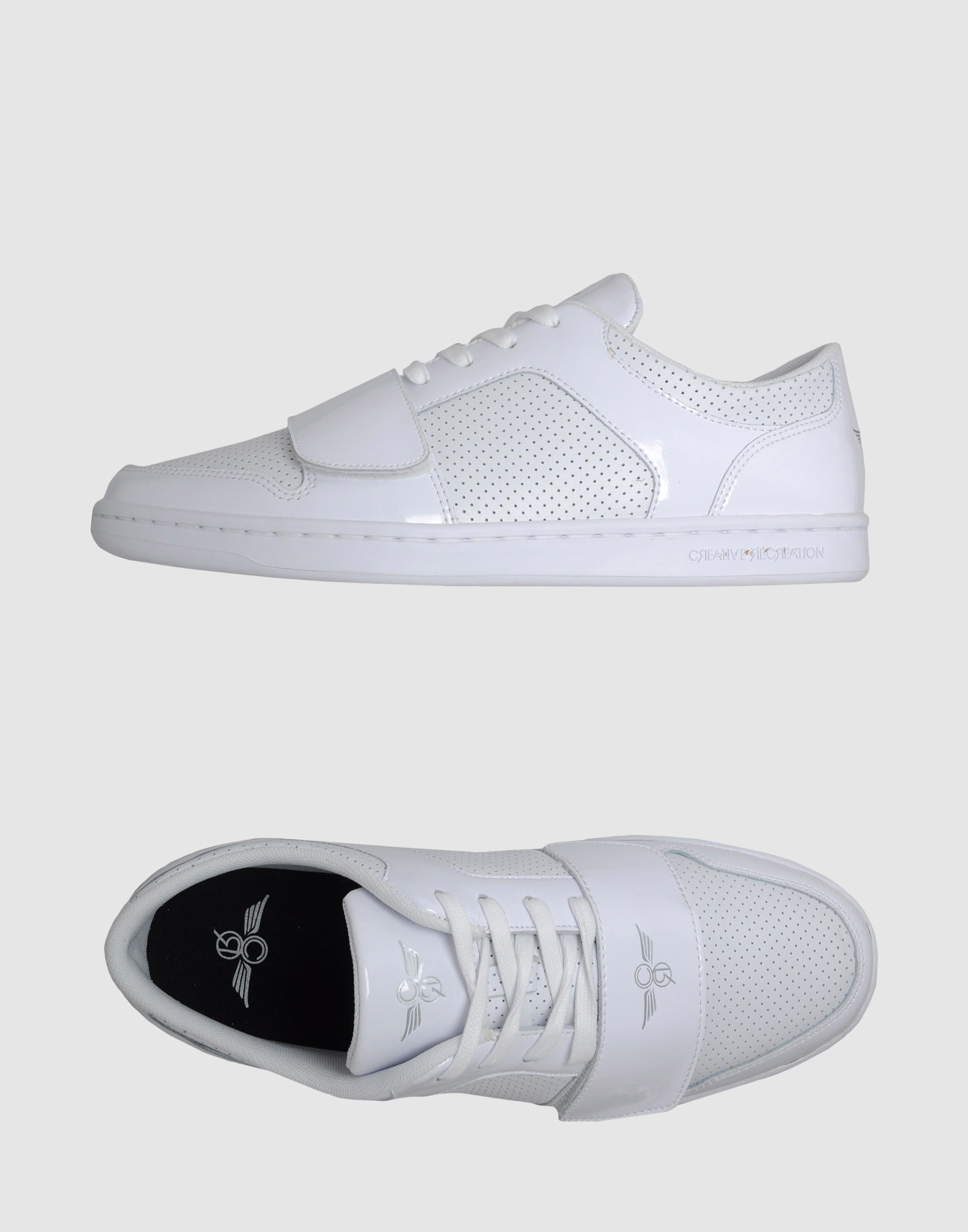 creative recreation sneakers in white for lyst