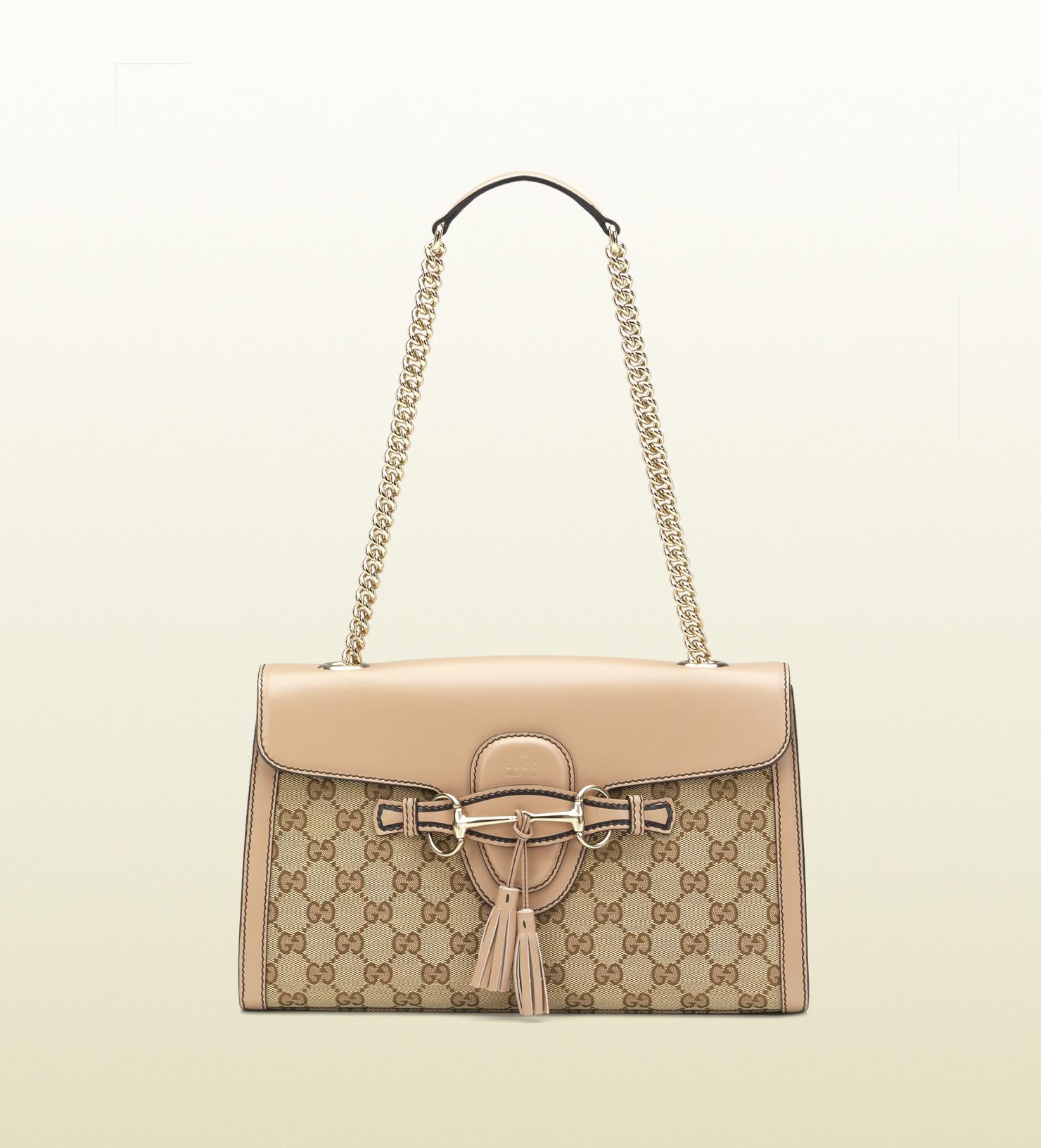 0c28dabecb7ad Lyst - Gucci Gg Supreme Mini Boston Shoulder Bag in Brown