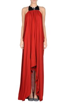 Michael Kors Long Dress - Lyst