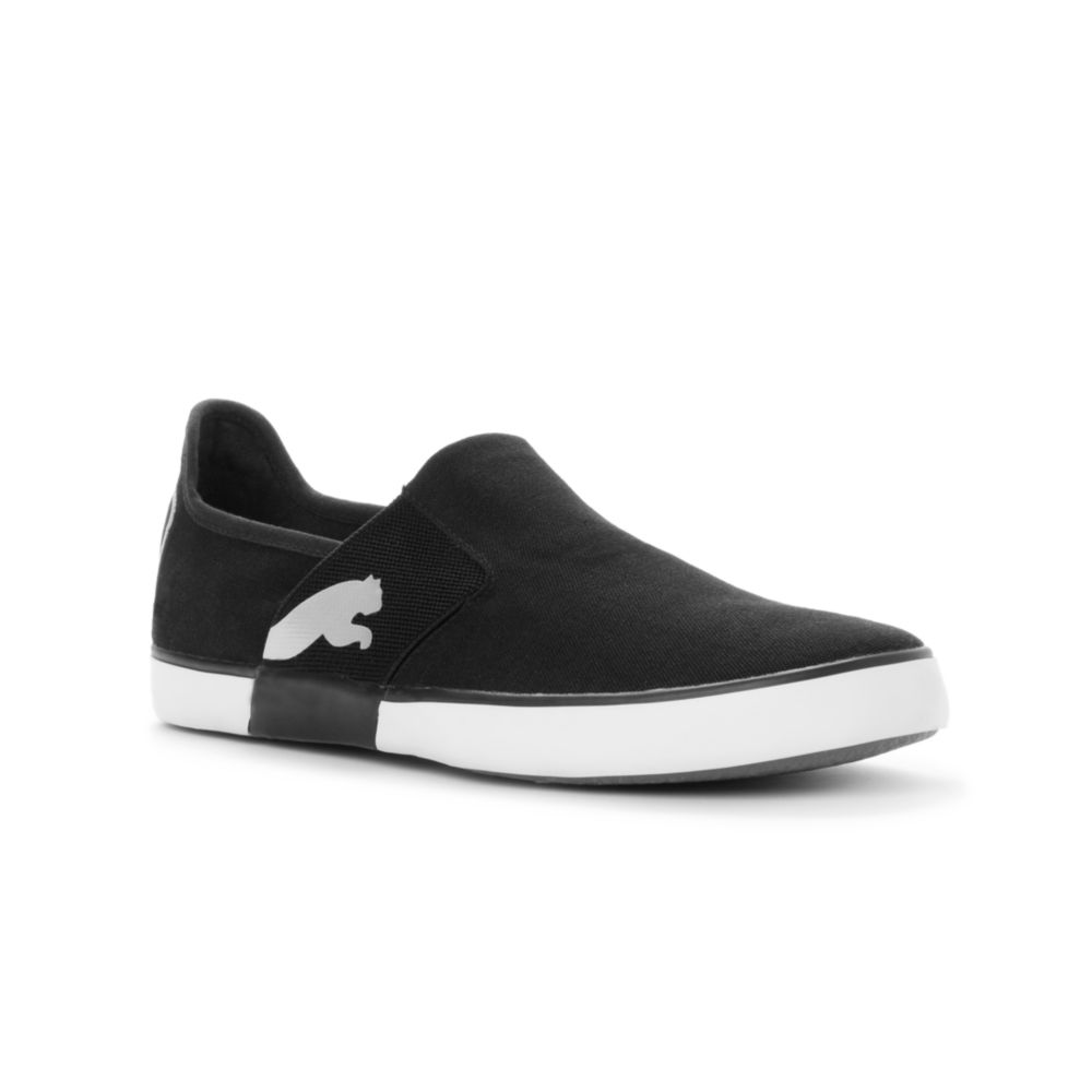 1f43f9cd7ab4 Lyst - PUMA Lazy Slip On Sneakers in Black for Men
