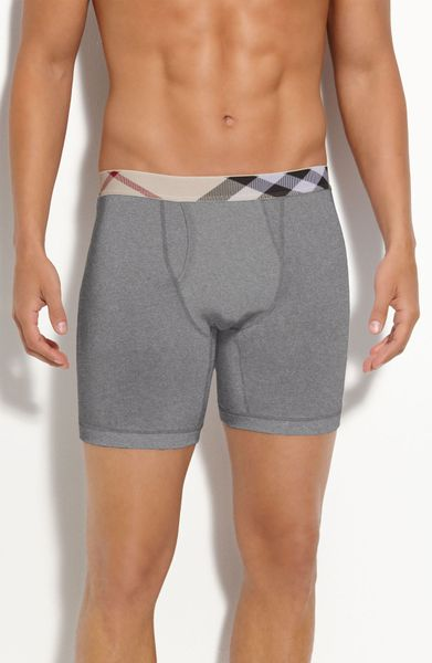 Burberry Men Underwear Male Models Picture