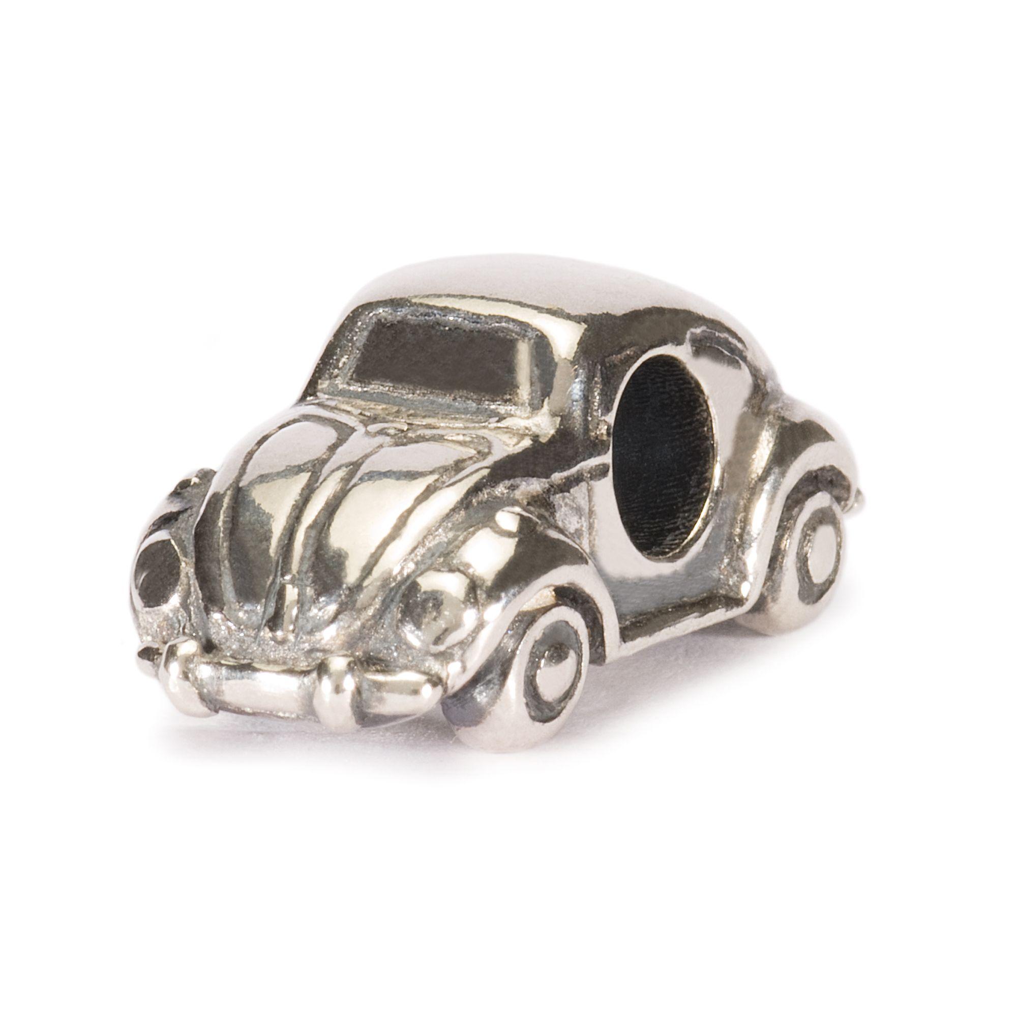 Lyst Trollbeads Silver Beetle Charm In Metallic
