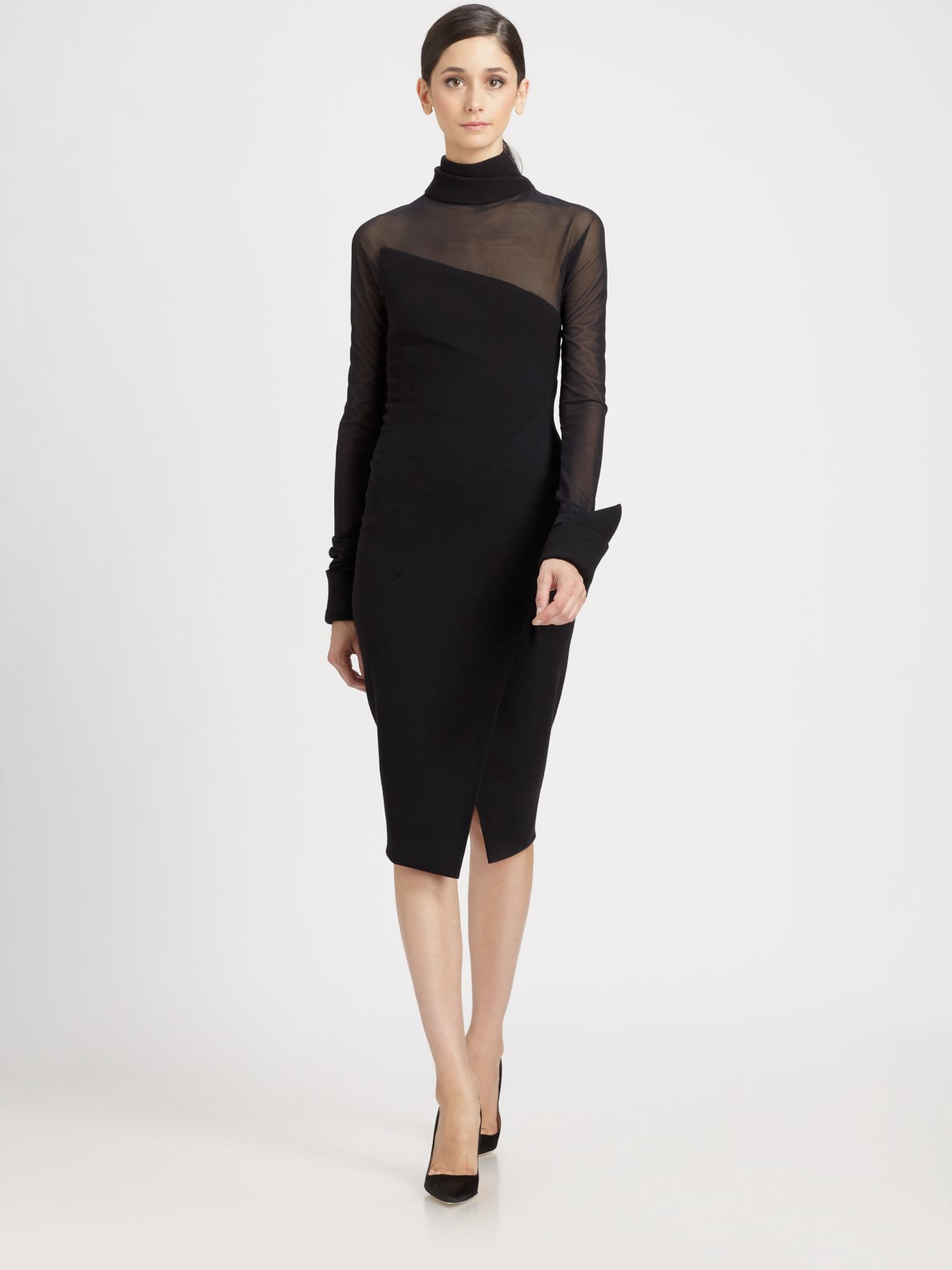 Donna Karan Black Dresses