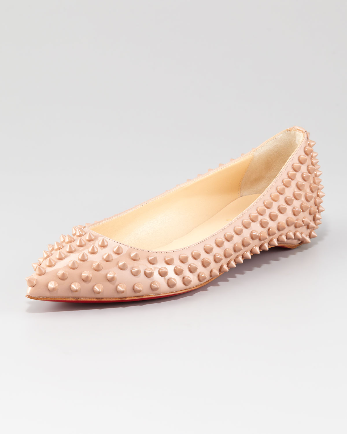 buy online 37241 bf922 inexpensive christian louboutin love flats price 450be b55d5