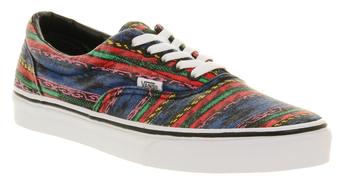 3526abf6b0 Lyst - Vans Era Van Doren Multi Stripes for Men