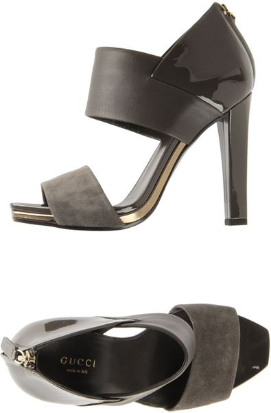Greek Grey High High Sandals Grey Grey ~ Sandals ~ Greek High uFKTc3l1J