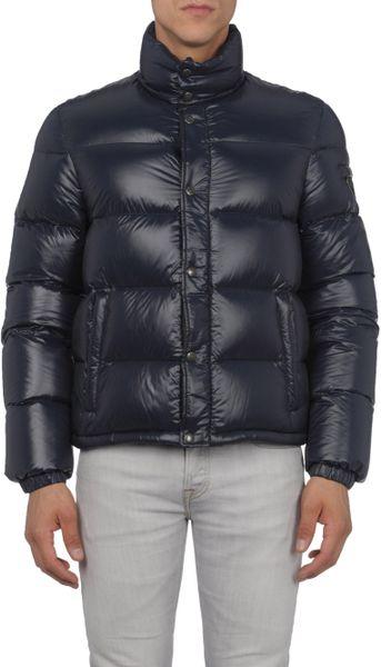 Prada Sport Down Jacket In Green For Men Lyst