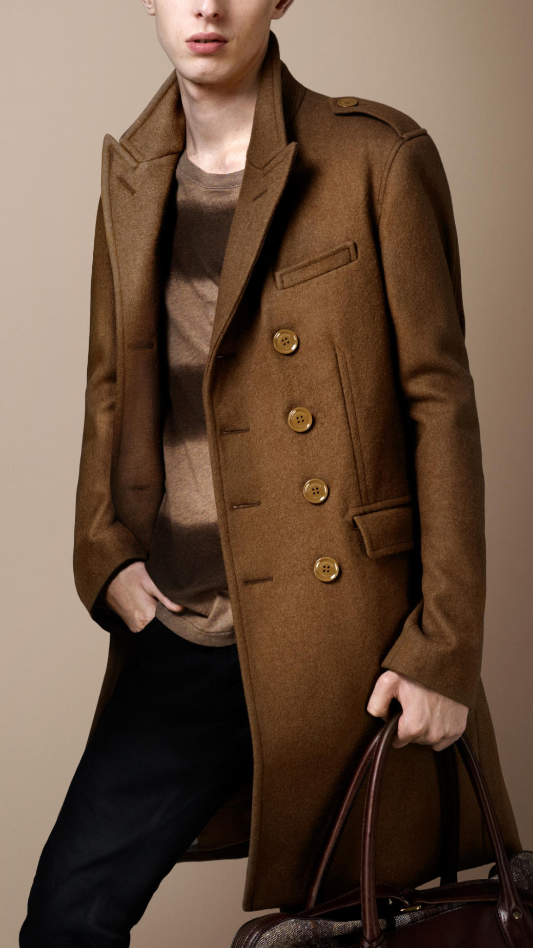 About Me Men S Fashion The Chesterfield Coat