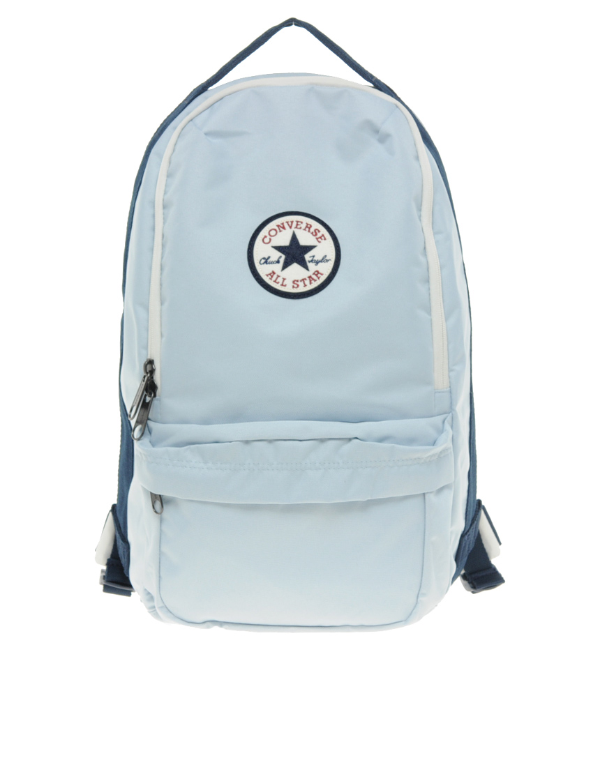 0558a7fa15e3 Lyst - Converse Backpack in Blue for Men