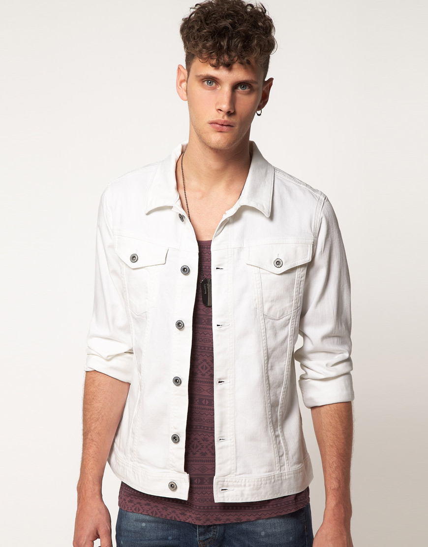 Buy low price, high quality white denim jacket with worldwide shipping on cpdlp9wivh506.ga