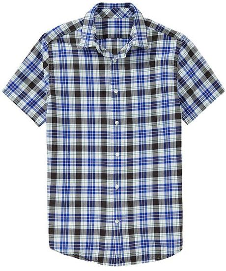 Mens Madras Shirts