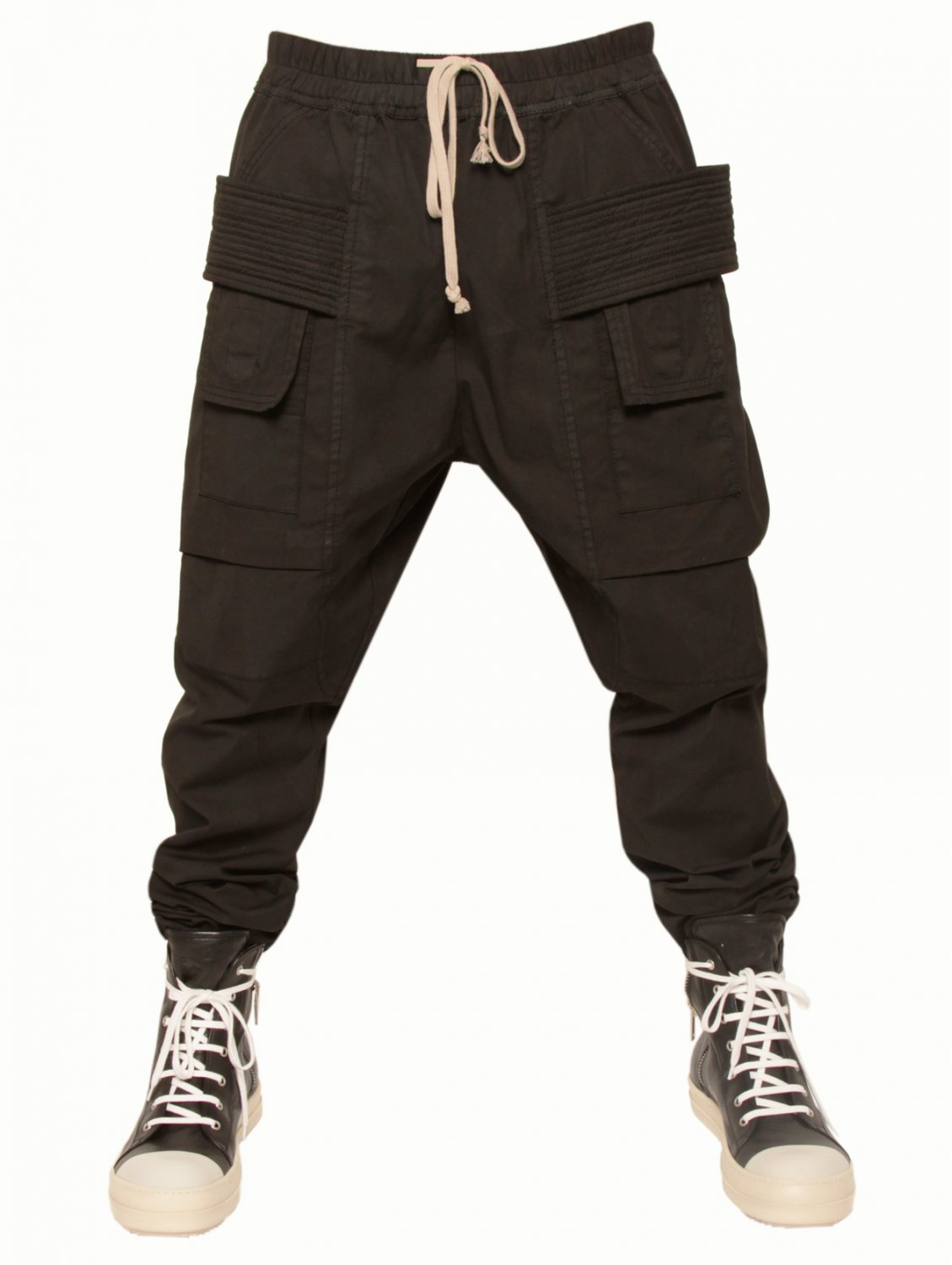Drkshdw by rick owens Cargo Pants Black in Black for Men | Lyst