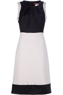 Max Mara Studio Sleeveless Dress - Lyst