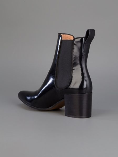 New With Varying Shoe Heights Crossing Boundaries, The Difference Between A Chelsea Boot And An Oxford Shoe Might  Even If It Is Done Entirely In Patent Leather, As