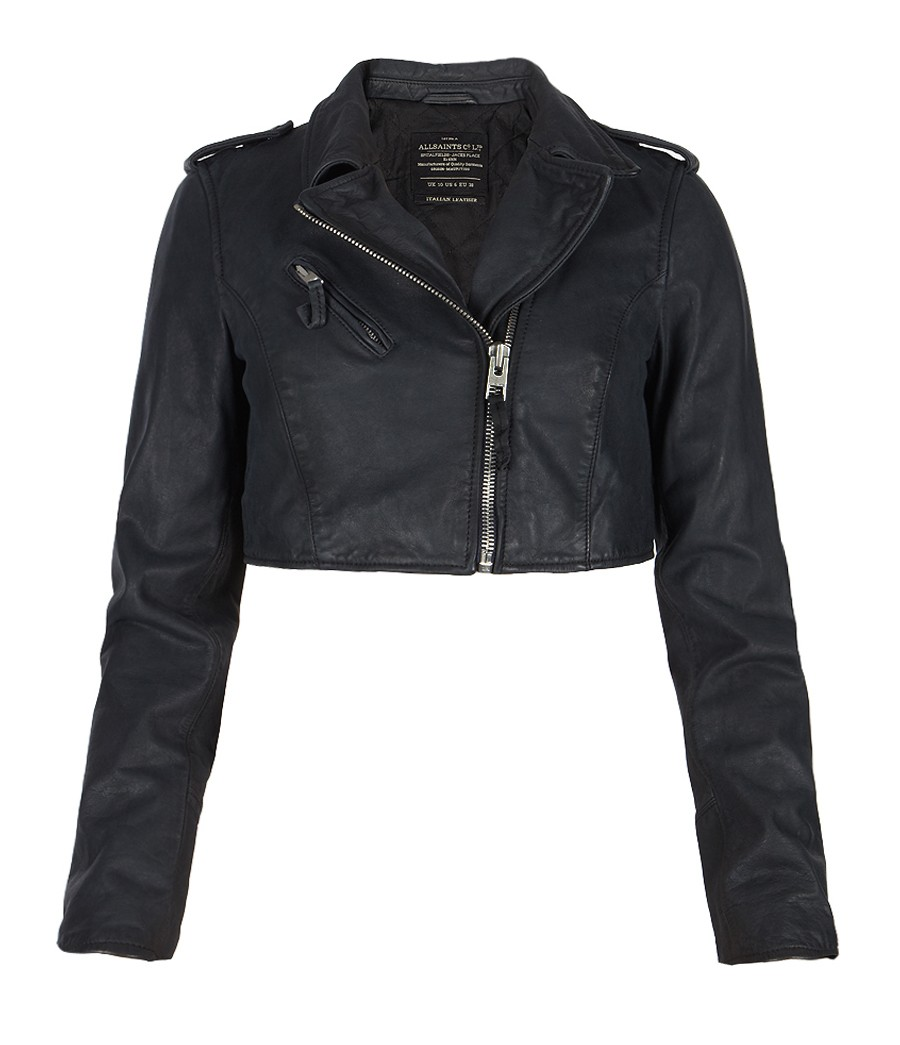 Cropped jacket women