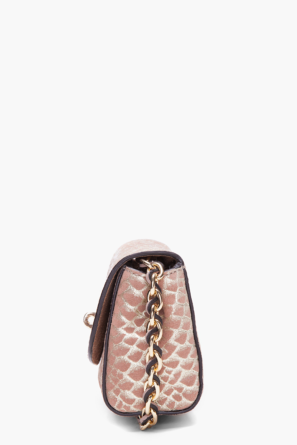 cd263835fe ... ballet pink soft grain discount mulberry bags mulberry clutch  tanmulberry official store lyst mulberry mini suede snake print lily bag in  metallic 98dfa ...