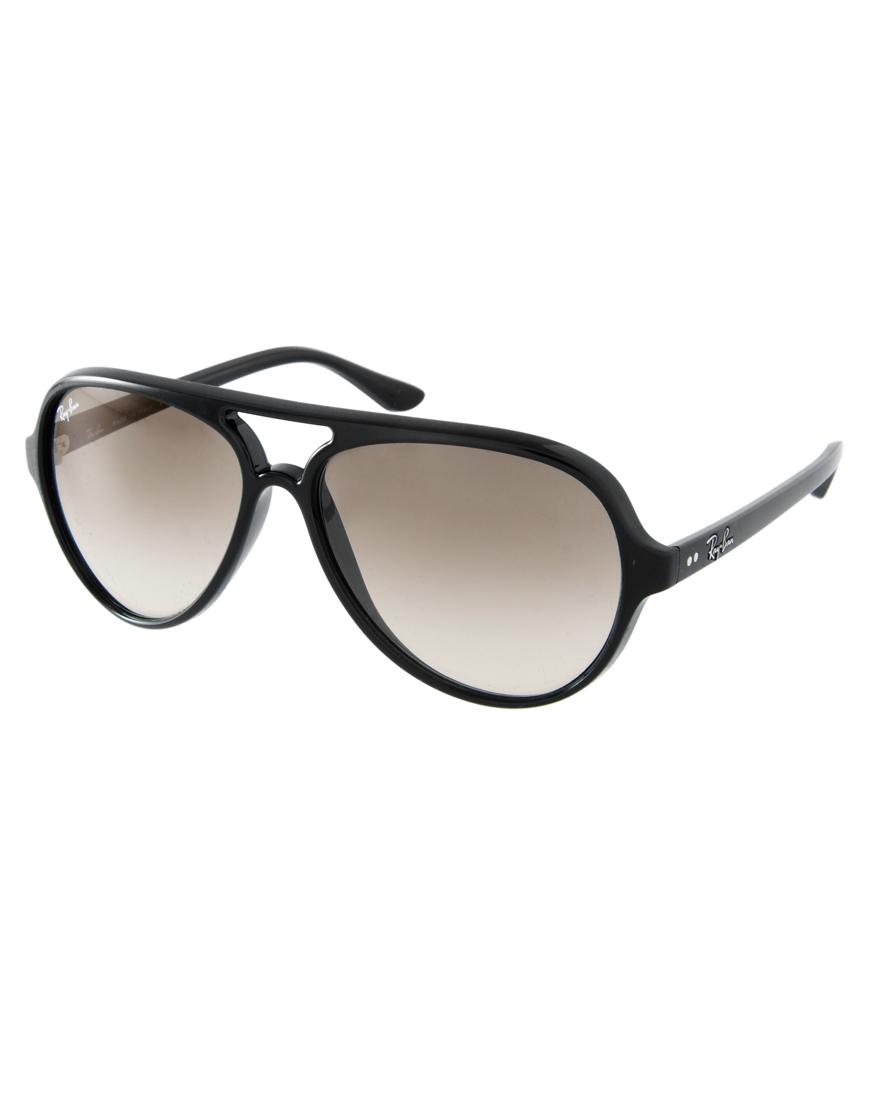 ray ban sunglasses black aviator