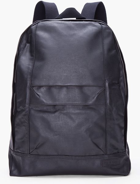 Rag & Bone Black Classic Backpack in Black for Men