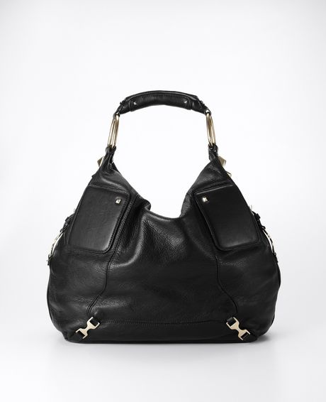 Ann Taylor City Chic Bag in Black - Lyst