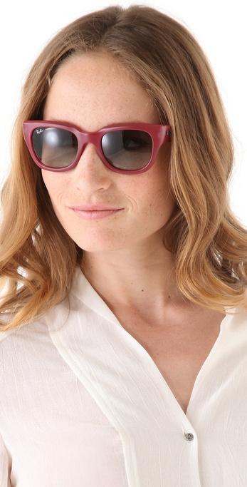 new wayfarer sunglasses 1qul  Gallery Previously sold at: Shopbop 路 Women's Wayfarer Sunglasses