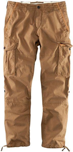 Creative Cargo Pants In Khaki For Men  Lyst