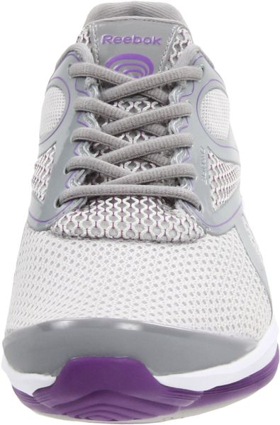 Reebok Reebok Womens Easytone Reecrave Walking Shoe in Gray (salty
