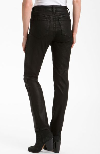 not your daughter 39 s jeans nydj sheri coated skinny jeans. Black Bedroom Furniture Sets. Home Design Ideas