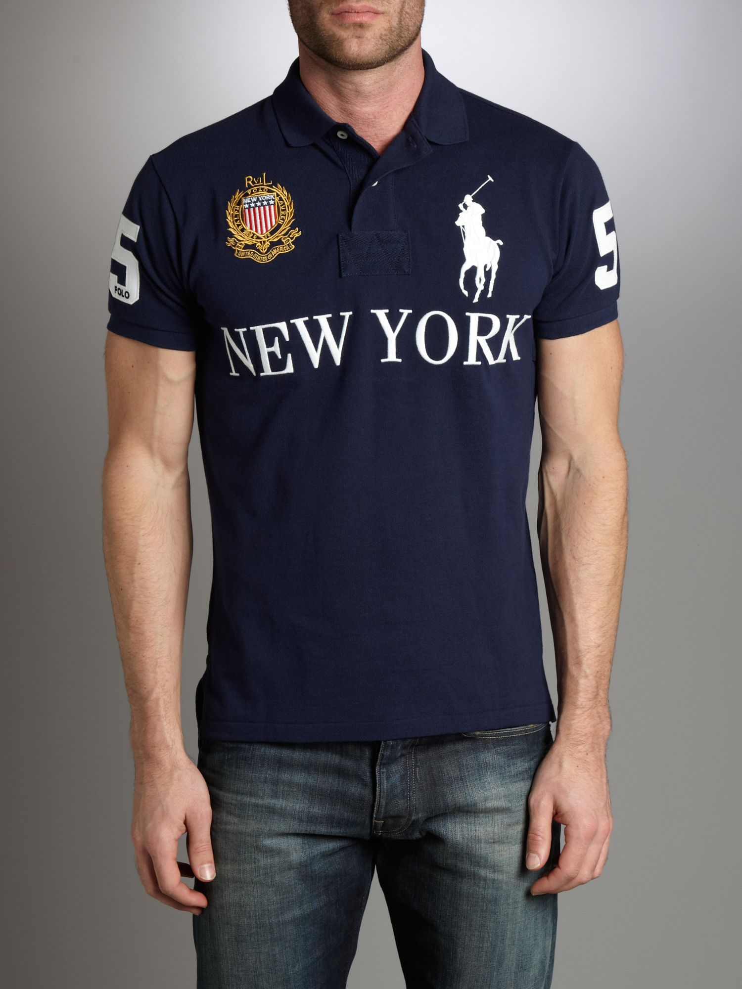ralph lauren blue buy ralph lauren polo shirt