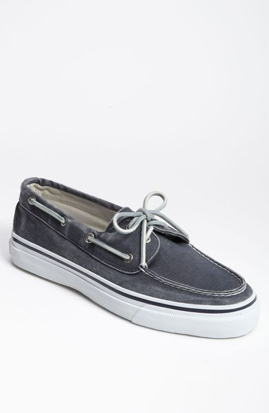 Sperry Top-sider Bahama Boat Shoe in Blue for Men (navy