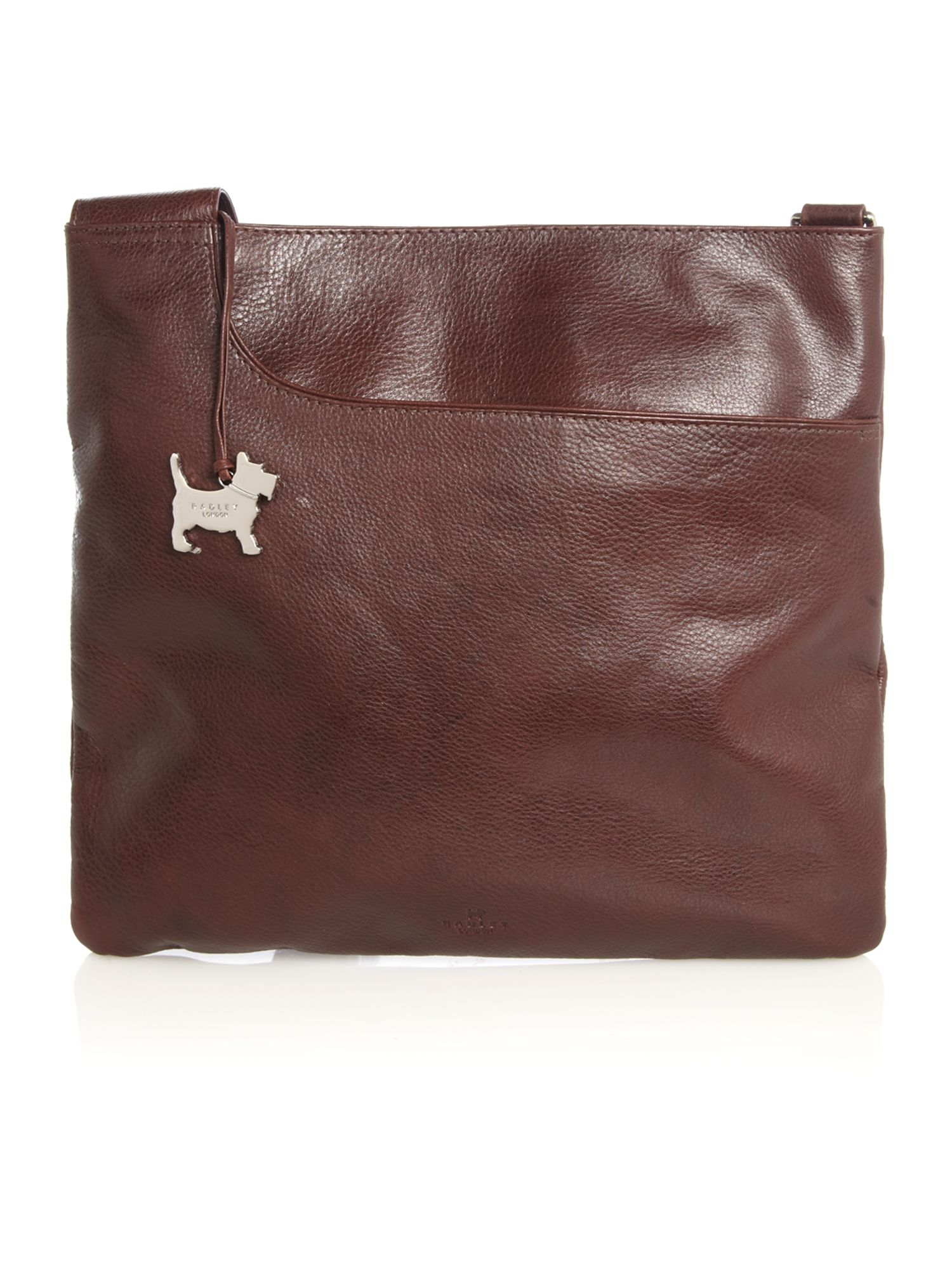 Radley Pocket Bag Large Cross Body Bag In Brown Lyst