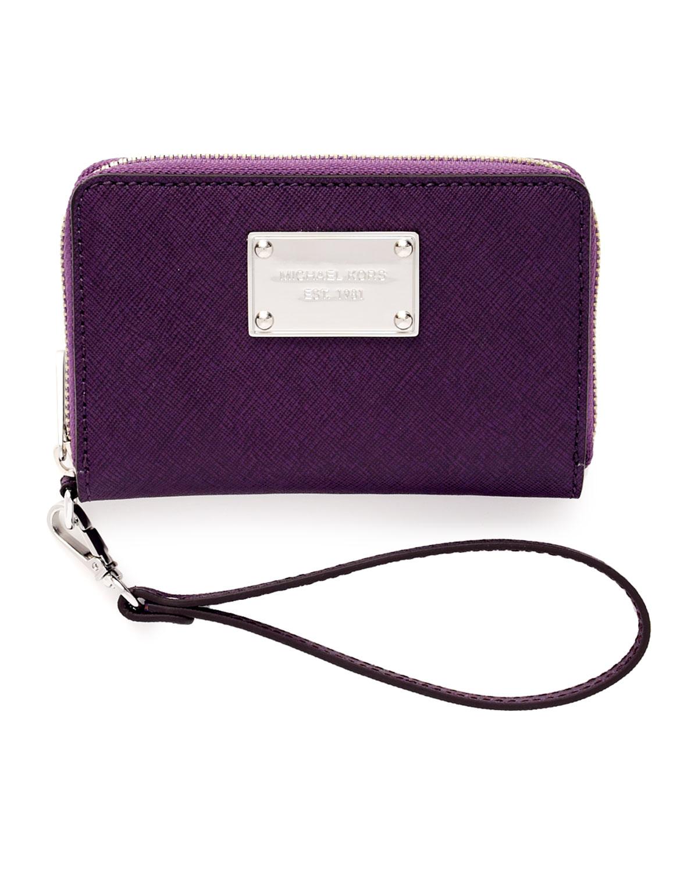 Michael Michael Kors Phone Case in Purple Lyst 8iixud82