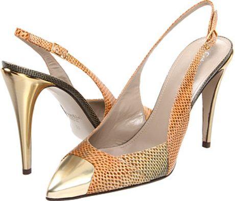 Calvin Klein Issa in Gold (a) - Lyst