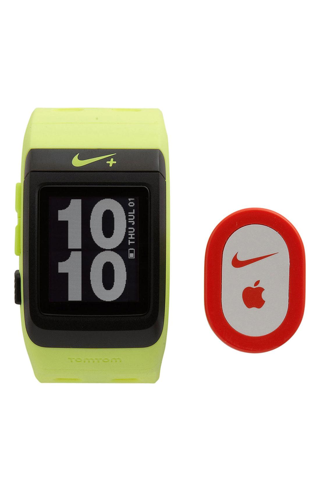 Nike Sport Watch Gps in Yellow for Men