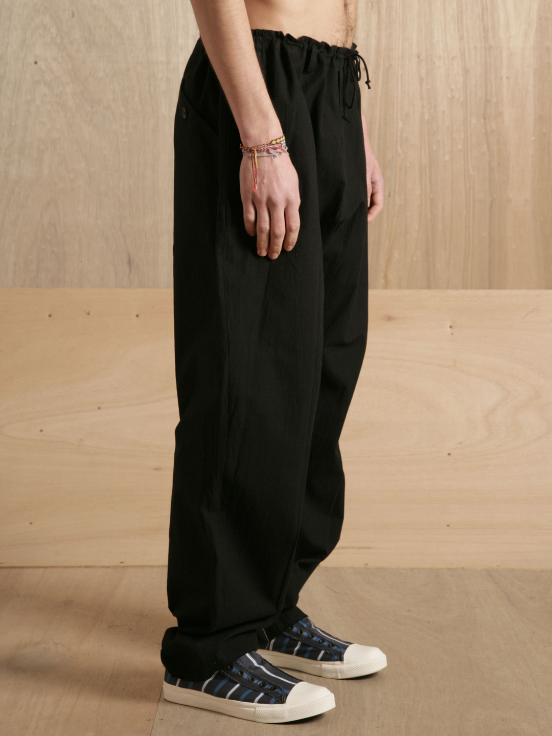 Lyst Yohji Yamamoto Yohji Yamamoto Mens Side Elastic