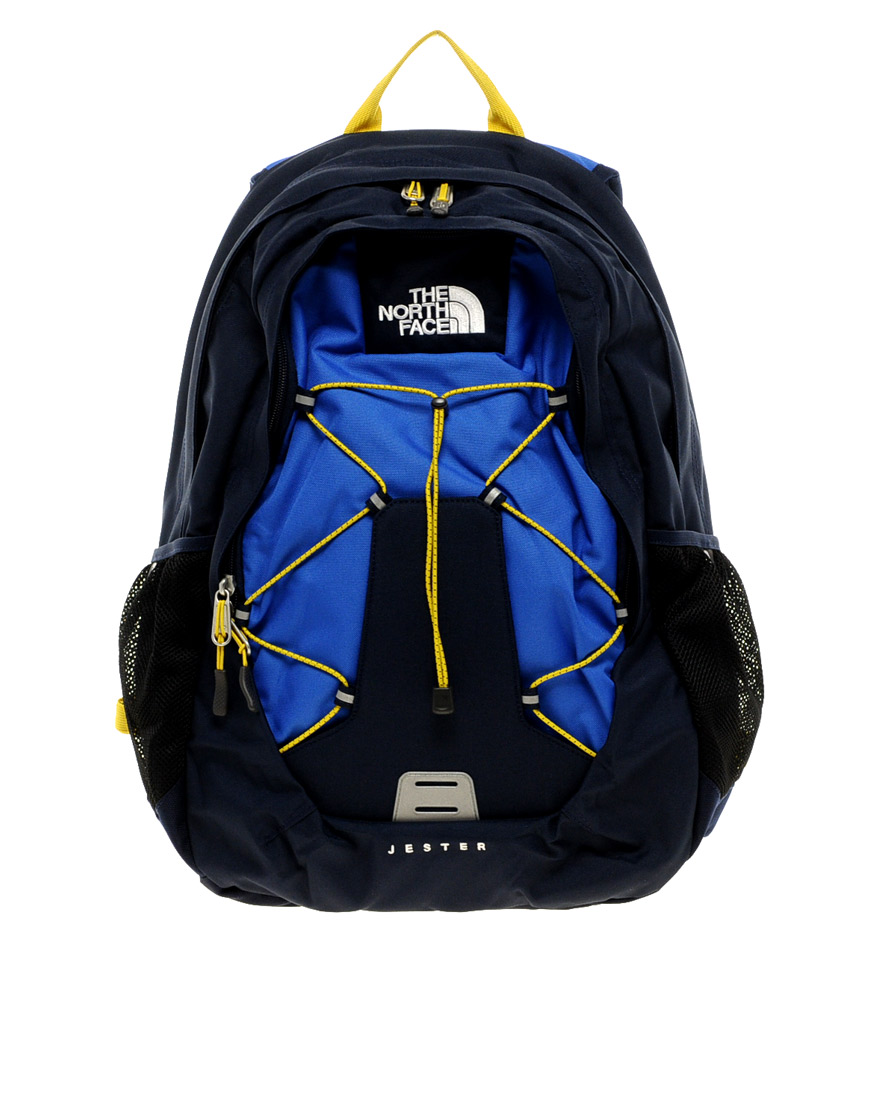 26fe27fab Black And Yellow North Face Backpack- Fenix Toulouse Handball