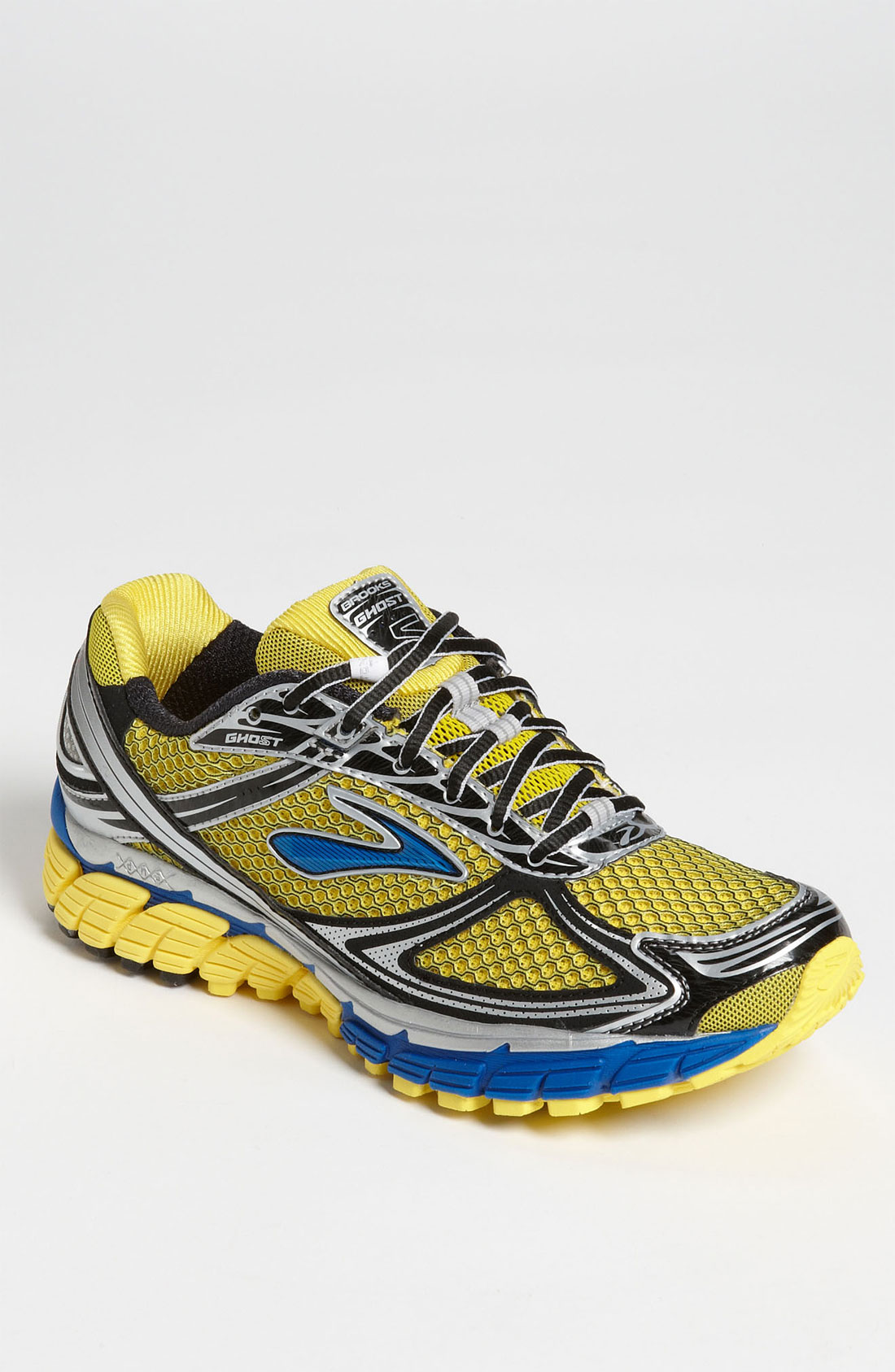 Brooks Ghost 5 Running Shoe in Yellow for Men (empire