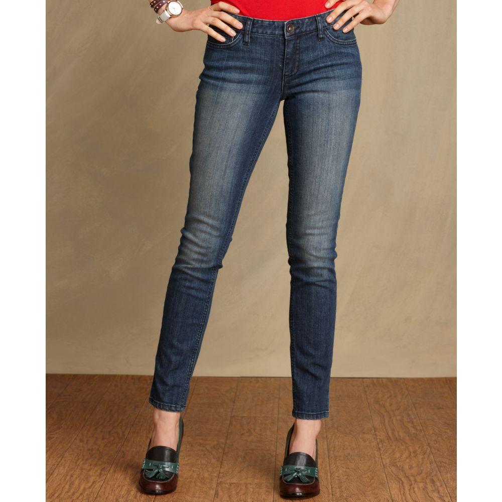 tommy hilfiger jeans modern skinny michele authentic wash. Black Bedroom Furniture Sets. Home Design Ideas